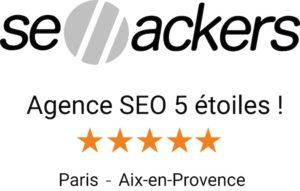 Agence SEO Hackers 5 étoiles