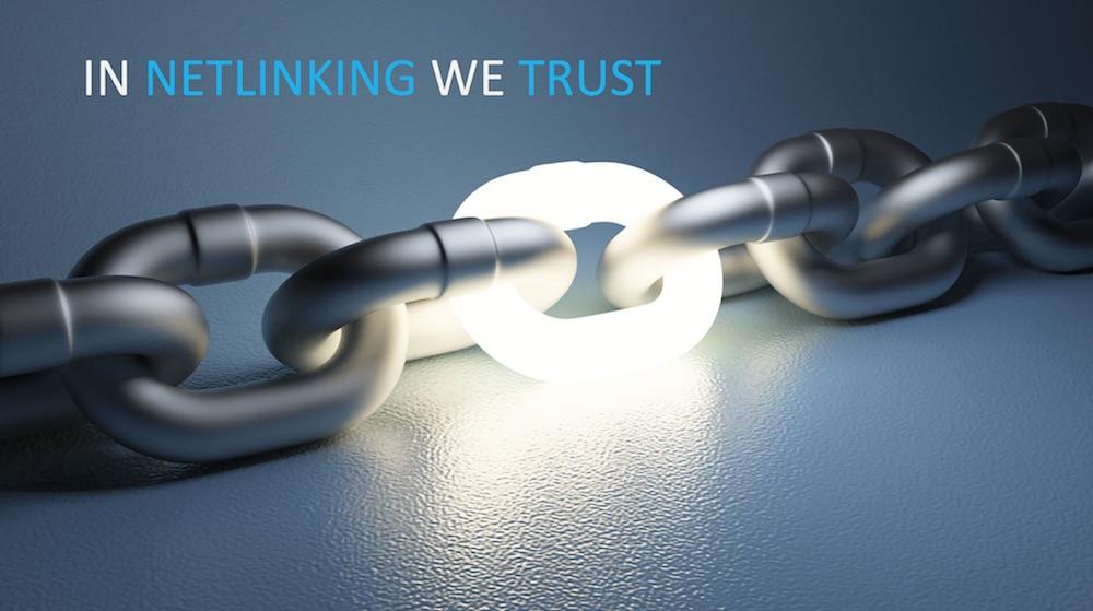 Nous croyons dans le netlinking